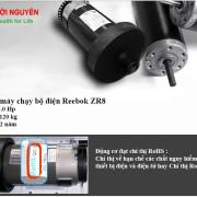 Motor máy chạy bộ điện đơn năng Reebok ZR8