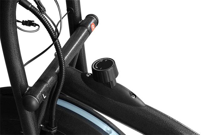 Núm điều chỉnh kháng lực xe đạp vật lý trị liệu MO - 2060