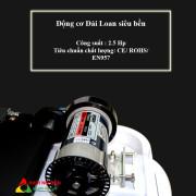 Động cơ máy chạy bộ điện MHT-1430MA