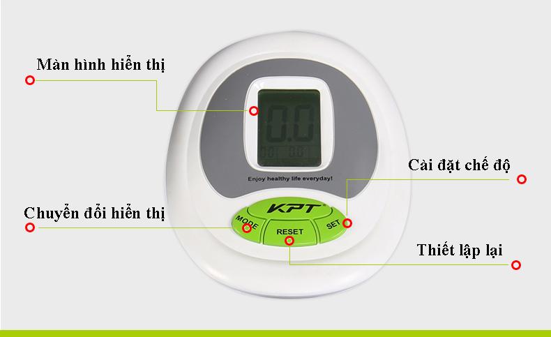 Đồng hồ hiển thị trên xe đạp tập thể dục R23900-C