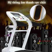Loa âm thanh trên máy chạy bộ điện đa năng MHT-1430MA