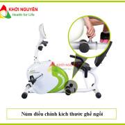 Điều chỉnh kích thước ghế ngồi trên xe đạp tập thể dục R23900-C