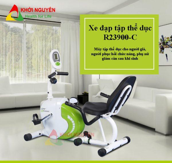 Xe đạp tập thể dục cho người già R23900-C