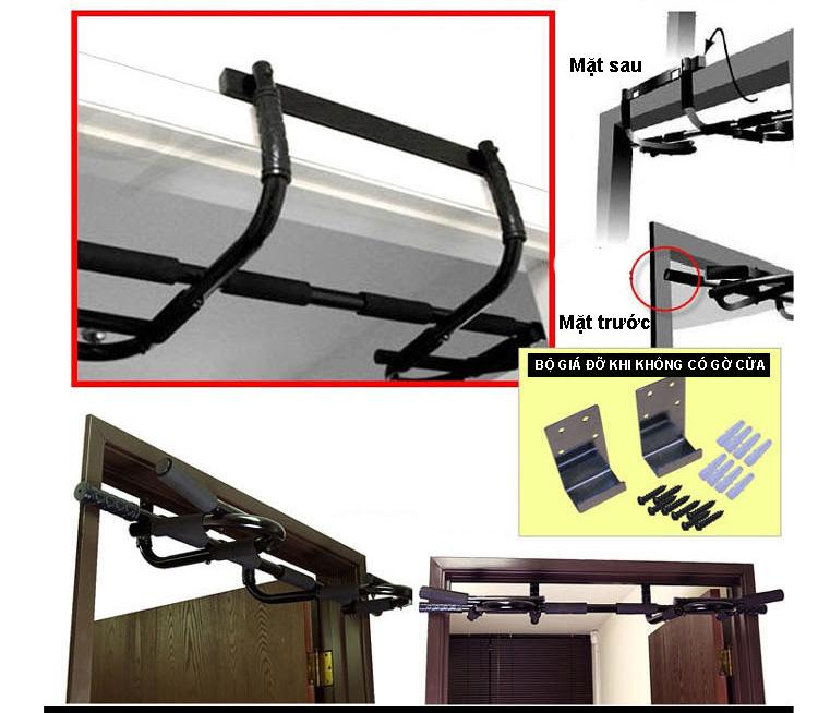 Các chi tiết của xà đơn đa năng iron gym 1557B