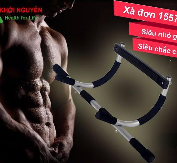 Xà đơn đa năng Iron Gym 1557A