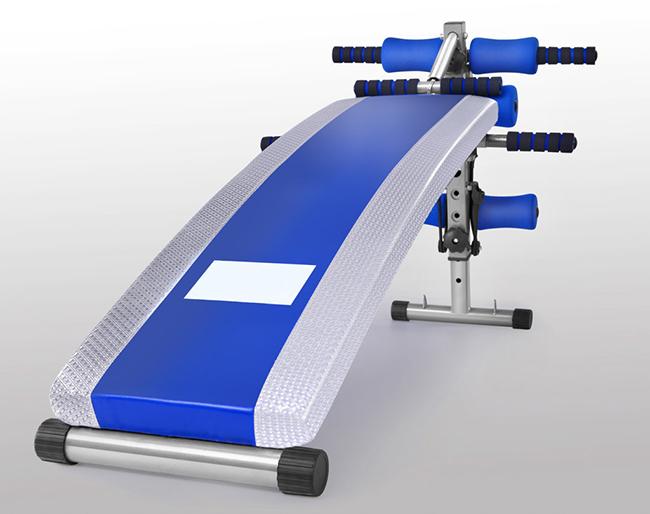 Ghế cong tập bụng Sport XD 8095