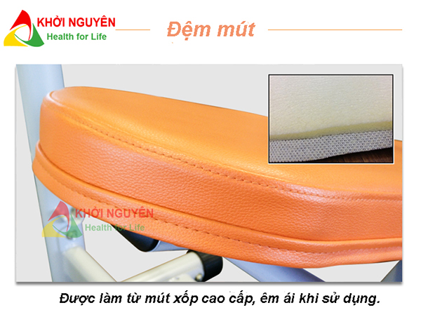 Mặt đệm ghế tập tạ DL-2649