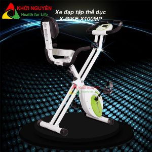 Xe đạp tập thể dục Mofit X-Bike X-100MP