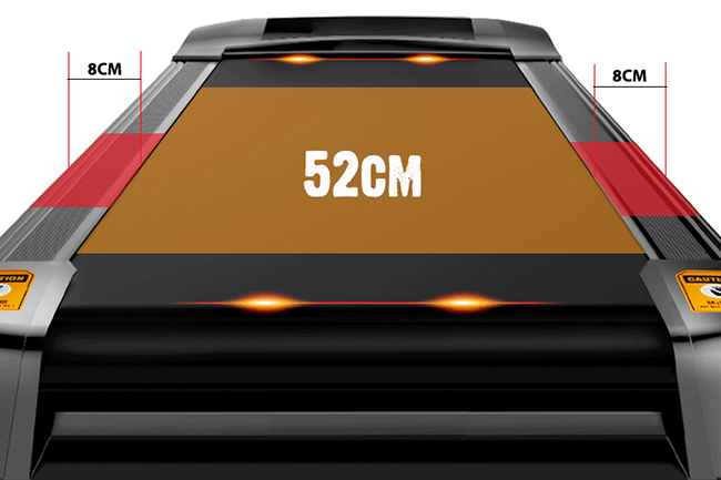 Băng tải máy chạy bộ điện HQ-555