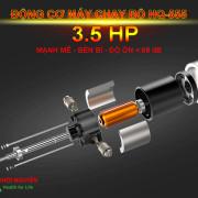 Động cơ máy chạy bộ điện HQ-555