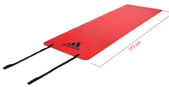 Kích thước thảm tập Yoga Adidas ADMT-12234OR
