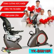Xe đạp tập thể dục an toàn cho cả gia đình bạn
