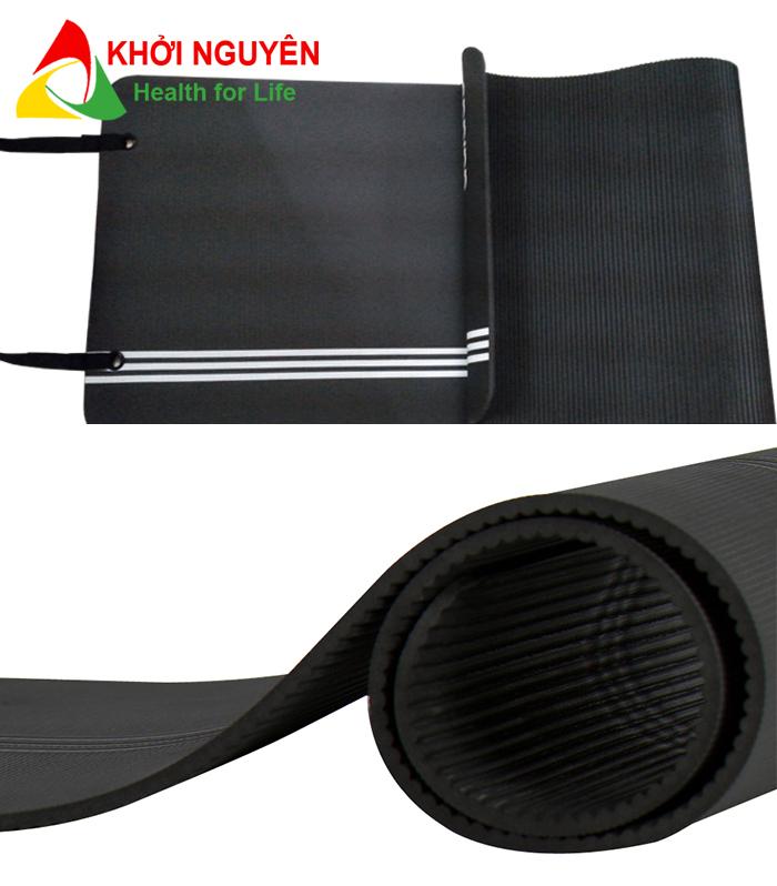 Chi tiết thảm tập Yoga Adidas ADMT-12236WH
