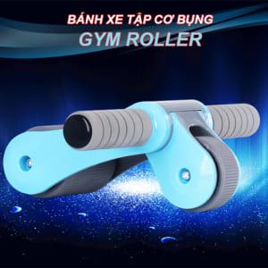 Bánh xe tập cơ bụng Gym Roller