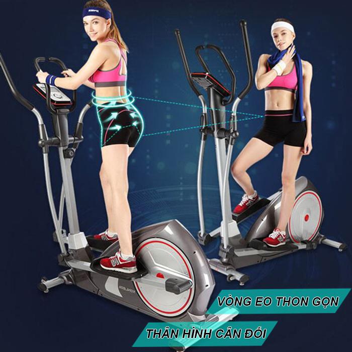 Tác dụng của máy tập đạp xe YK-CT5818