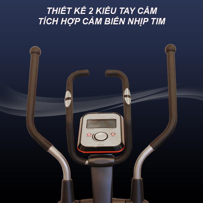 Tay cầm xe đạp tập thể dục YK-CT5818