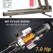 Chi tiết máy chạy bộ phòng gym VK-700