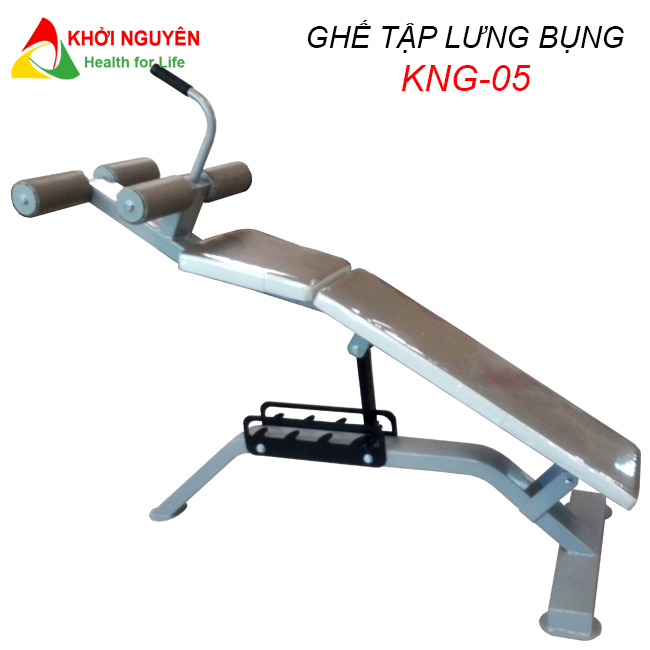 Ghế tập lưng bụng KNG-05