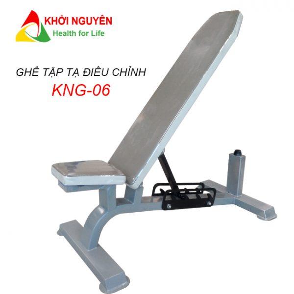 Ghế tập tạ điều chỉnh KNG-06