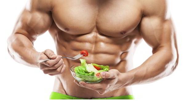 Chế độ dinh dưỡng khi tập thể hình