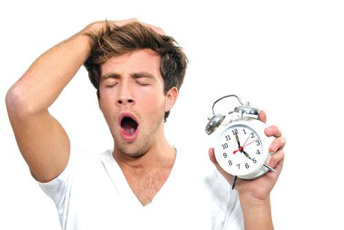 Thiếu ngủ khi tập Gym