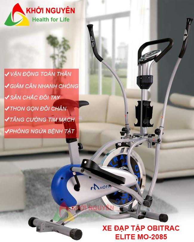 Xe đạp tập thể dục MO-2085