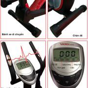 Chi tiết xe đạp tập thể dục VK-8601HA