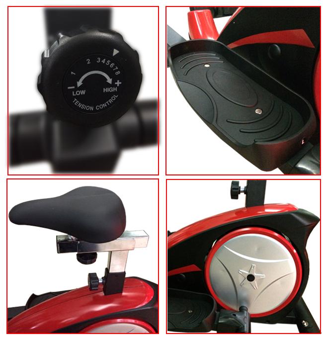Chi tiết xe đạp tập VK-8601HA