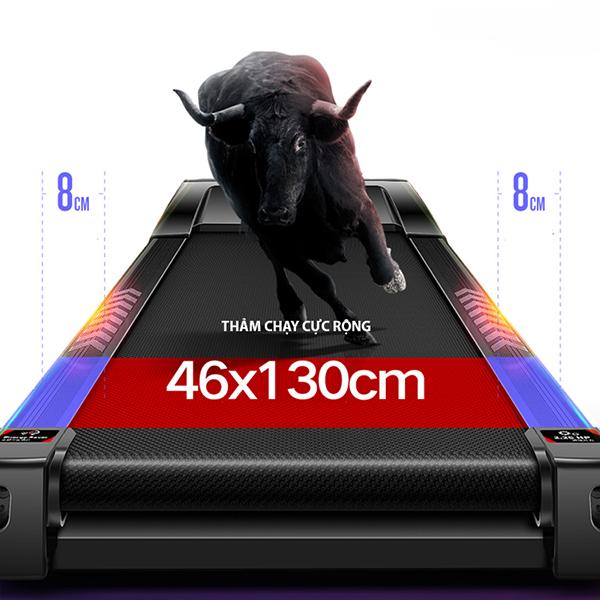 Kích thước băng tải máy chạy bộ VK-450BDS
