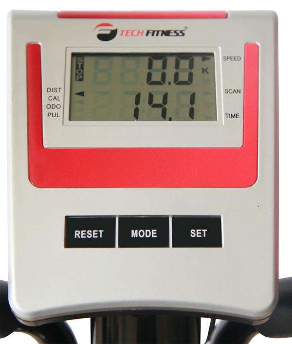 Đồng hồ đo xe đạp tập thể dục TF=616