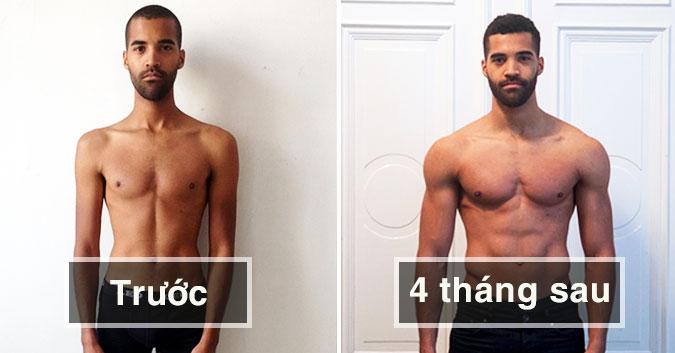 Tại sao nên tập Gym 1