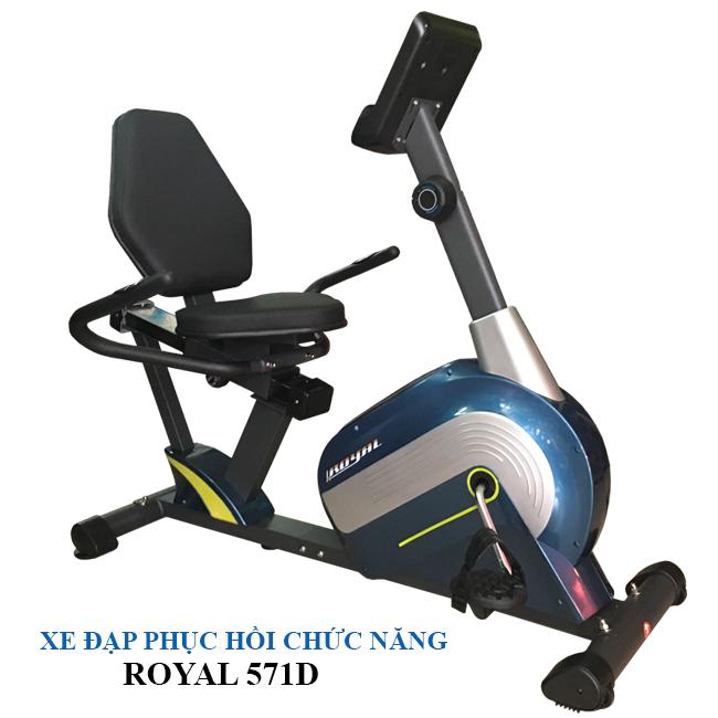 Xe đạp phục hồi chức năng Royal 571D