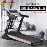 Máy chạy bộ Pro Fitness PF-114