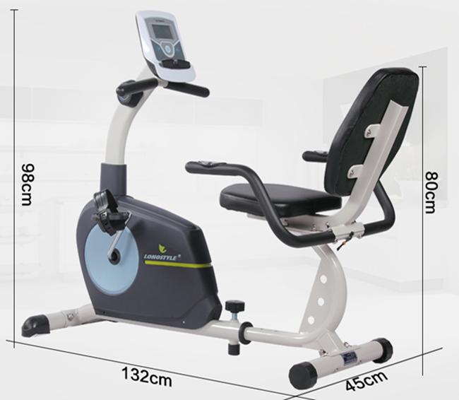 Kích thước xe đạp tập thể dục BC-66013