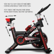 Tính năng xe đạp tập GH-709