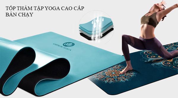 Thảm tập Yoga cao cấp giá rẻ
