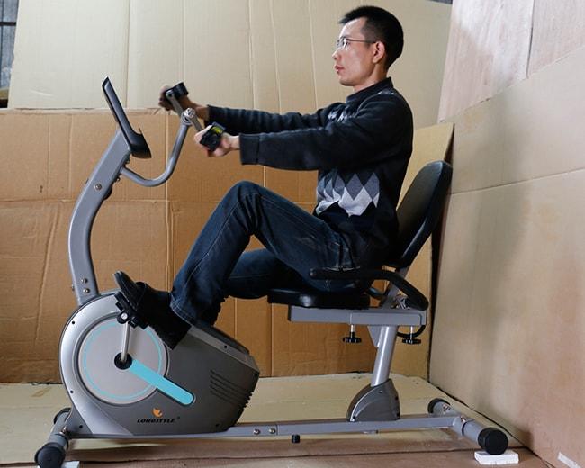 Hình ảnh xe đạp tập thể dục BC-51013
