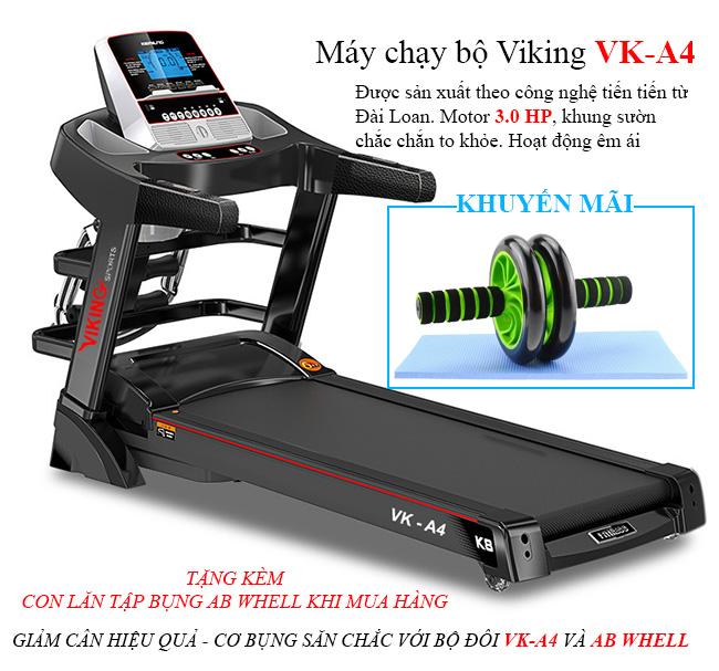 Máy chạy bộ VK-A4