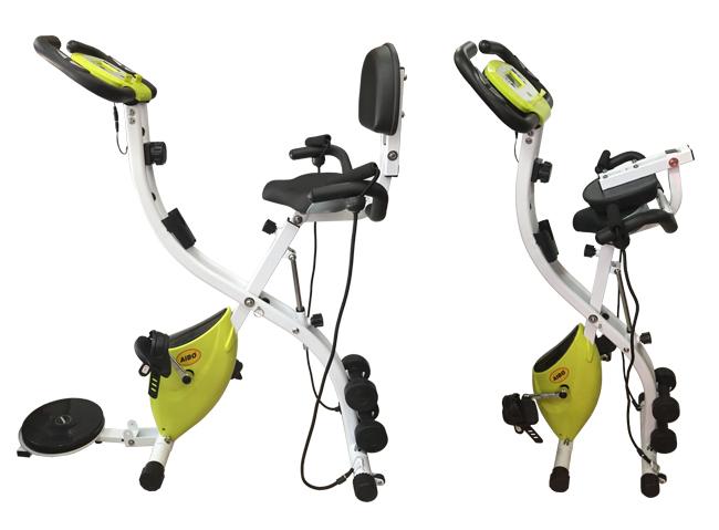 Xe đạp tập X-Bike Pro Fitness PF-07 gấp gọn