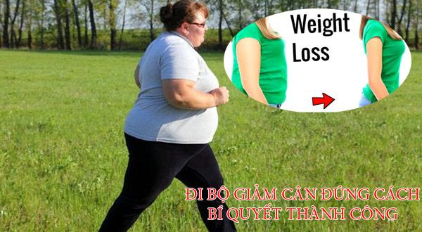 Đi bộ giảm cân như thế nào hiệu quả