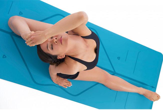 Thảm tập Yoga Liforme mat chính hãng