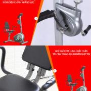 Chi tiết xe đạp thể dục BC 51053