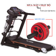 Khuyến mãi mua máy chạy bộ Pro Fitness PF-112D