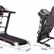 Kích thước máy chạy bộ Pro Fitness PF-112D
