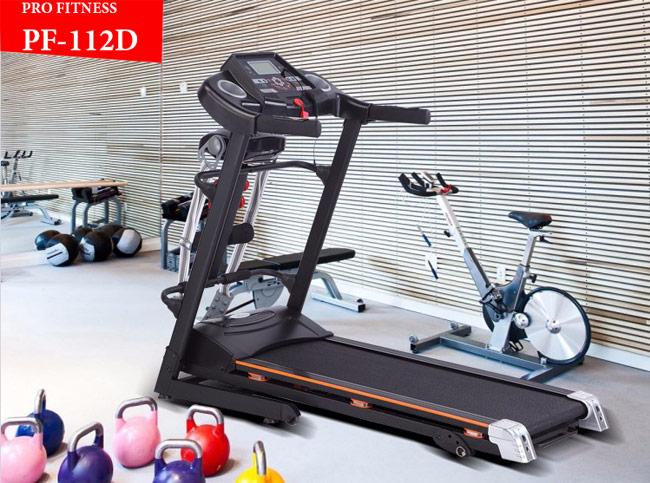Máy chạy bộ Pro Fitness PF-112D