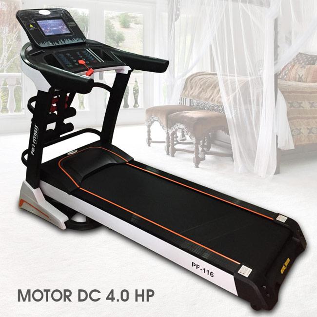 Máy chạy bộ Pro Fitness PF-116