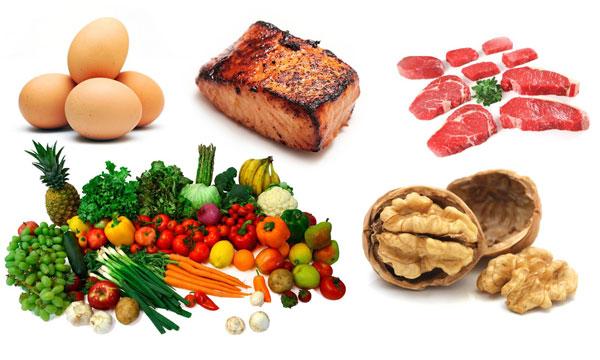 Dinh dưỡng đầy đủ giúp tăng chiều cao