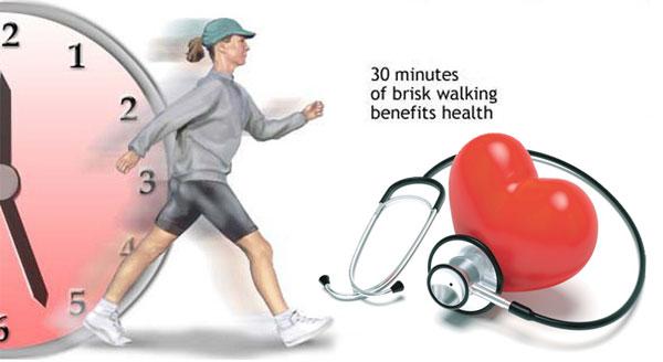 Chạy bộ tốt cho tim mạch - Giúp giảm cân hiệu quả