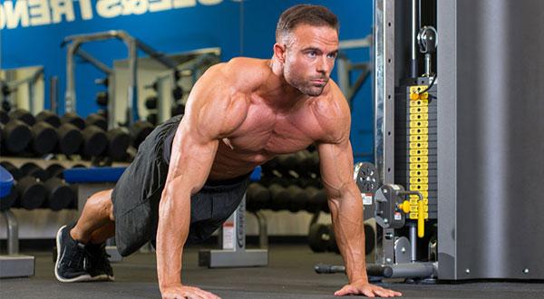 Bài tập Gym tại nhà cho nam và nữ không cần dụng cụ hiệu quả nhất
