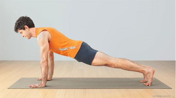 High Plank cơ bản cho người mới bắt đầu